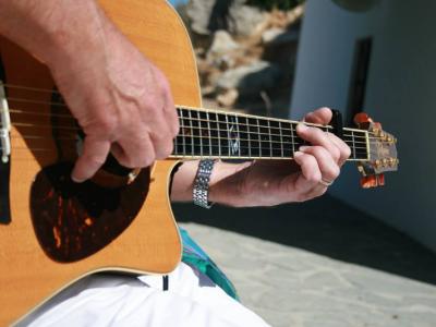 Wedding Singer in Rhodes