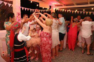 Rhodes Lindos Wedding Disco DJ Entertainment